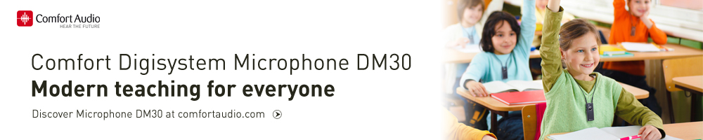 Comfort Audio: DM30