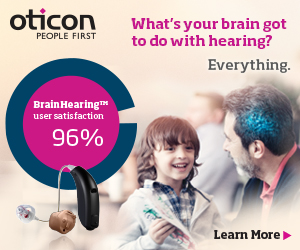 Oticon: Your Brain