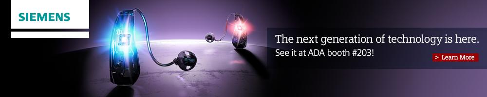 Siemens: ADA World's First