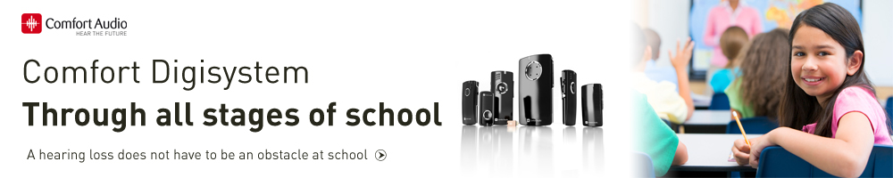 Comfort Audio: School
