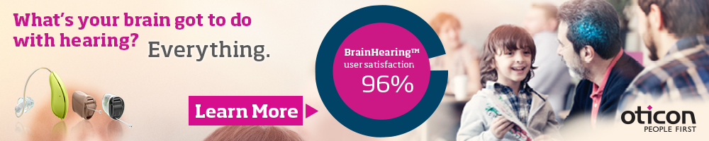 Oticon: BrainHearing