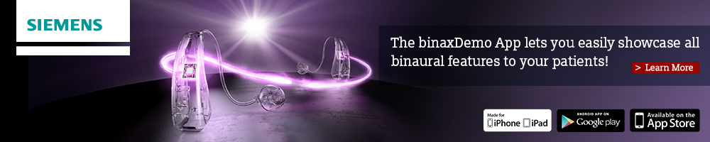 Siemens binax Demo app