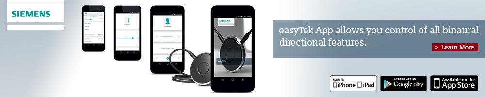 Siemens: touchControl App