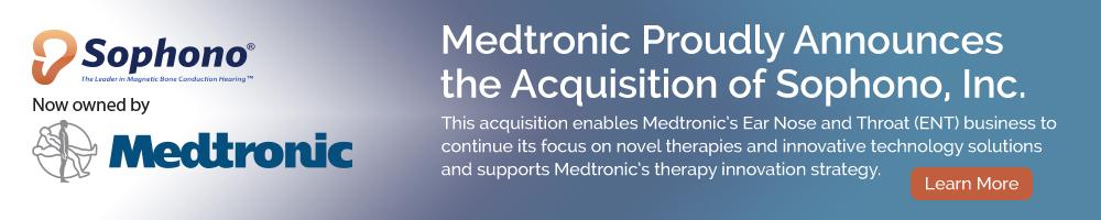 Sophono Medtronics
