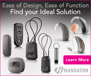 Hansaton: Hear with ease