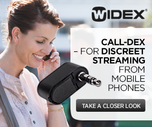 Widex Discreet Streaming
