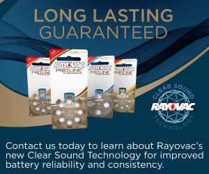 Rayovac Clear Sound Technology