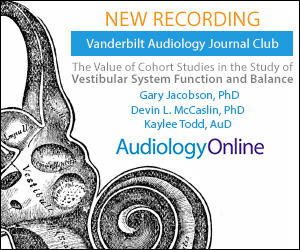 AudiologyOnline New Recorded Course