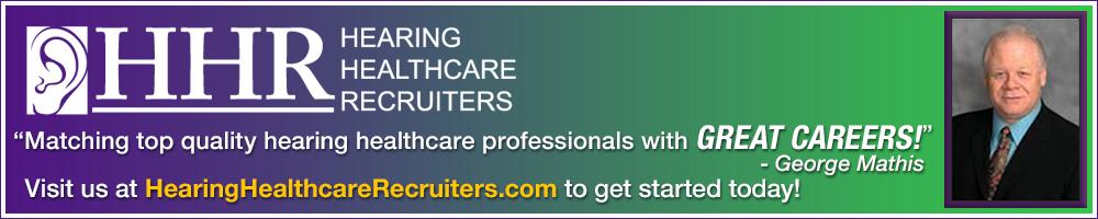 Hearing Healthcare Recruiters 2016