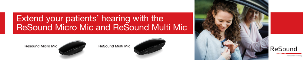 ReSound - Micro Mic & Multi Mic