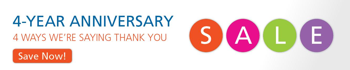 4 Year Anniversay Otometrics & Audiology Systems