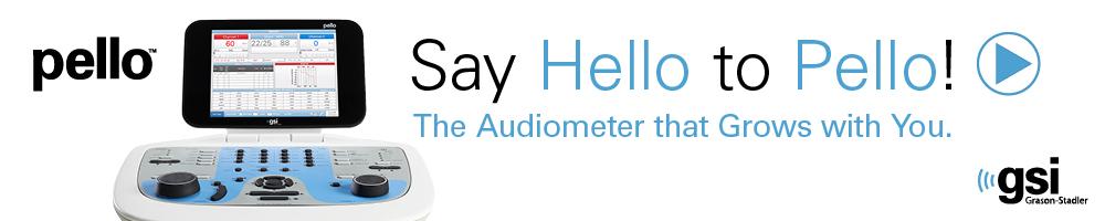 GSI: Say Hello to Pello