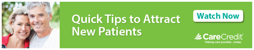 CareCredit Quick Tips to Attract New Patients - 2019