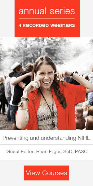 NIHL annual series recorded webinars