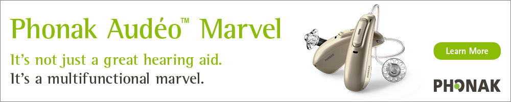 Phonak Audeo Marvel - February 2019