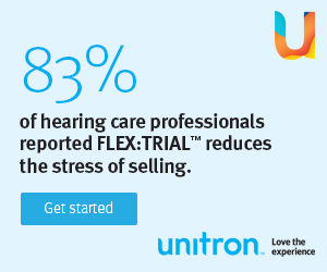 Unitron FLEX: TRIAL - February 2019