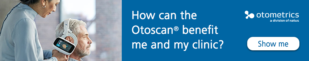 Otometrics Otoscan - November 2019