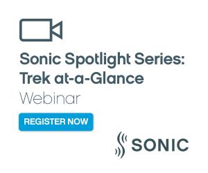 Sonic Trek Webinar - September 2019