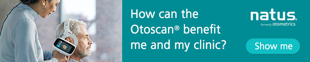 Otometrics Otoscan - March 2020