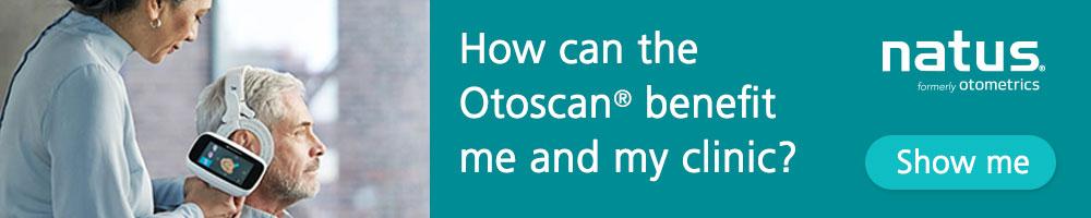 Otometrics Otoscan - March 2020