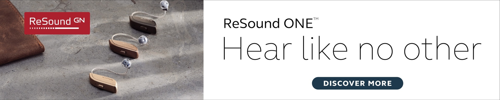 ReSound ONE - Discover - September 2020