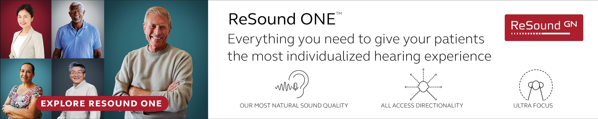 ReSound ONE - Explore - September 2020