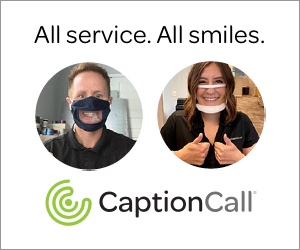CaptionCall - All Service. All Smiles. - September 2020