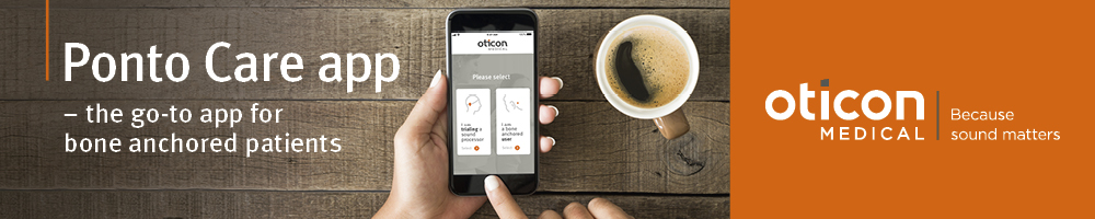 Oticon Medical: Ponto Care App - September 2020