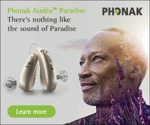 Phonak Audéo™ Paradise - November 2020