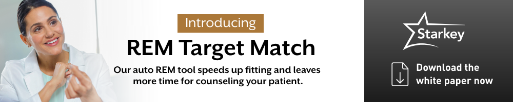 Starkey REM Target Match - December 2020