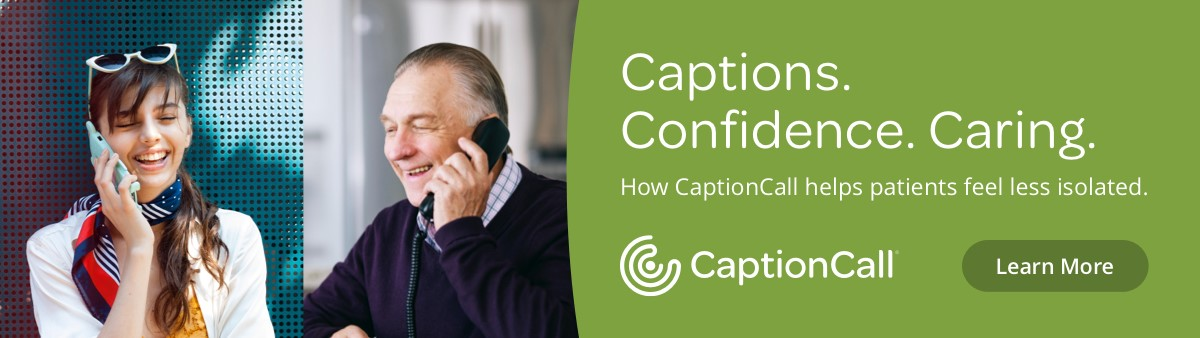 CaptionCall - Caring - March 2021