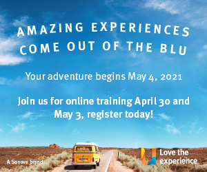 Unitron - Out of the Blue V2 - April 2021