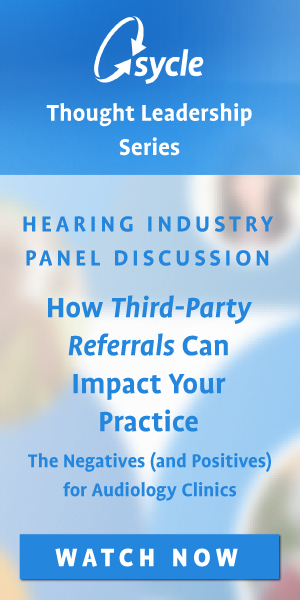 Sycle Hearing Industry Panel Discussion - June 2021