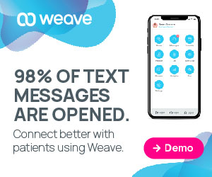 Weave - Connect Better with Patients - July 2021