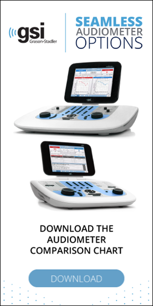 GSI - Seamless Audiometer Options - August 2021