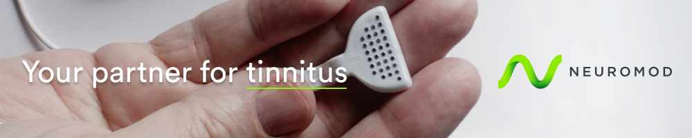 Neuromod Devices - Your Partner for Tinnitus - September 2021