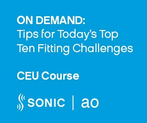 Sonic - Fitting Challenges - October 2021