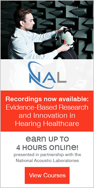 """Recordings now available: Evidence-Based Research and Innovation in Hearing Healthcare 